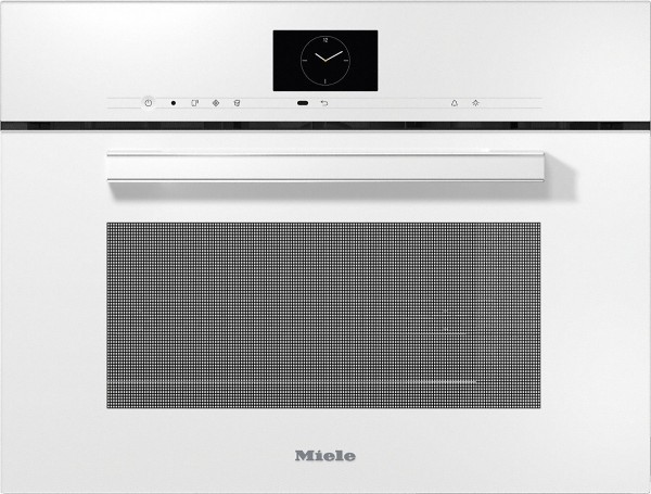 Miele DGM 7640 Dampfgarer mit Mikrowelle