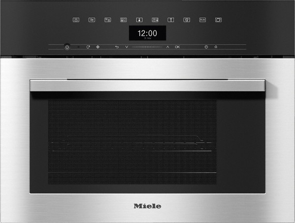 Miele DGM 7340 Dampfgarer mit Mikrowelle