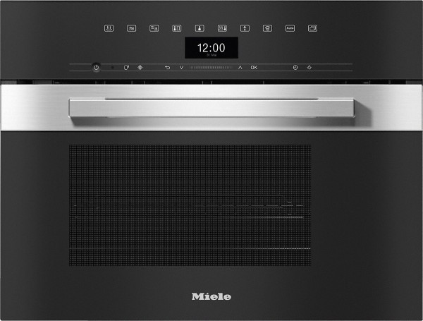 Miele DGM 7440 Dampfgarer mit Mikrowelle